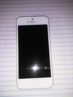 iPhone 5 16gb Com Caixa Funcionando Normal