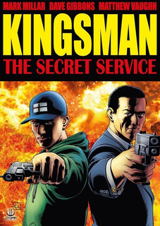 Comic - Kingsman: The Secret Service 01 - Xion Store