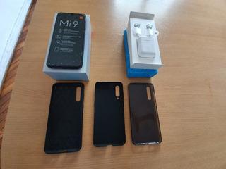Xiaomi Mi 9 128gb + Auriculares Airdots Pro + Regalos!