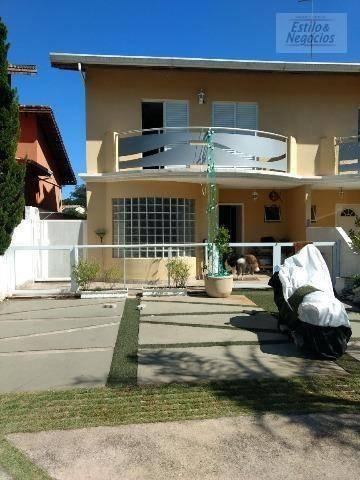 Casa Residencial À Venda, Pinus Village, Cotia - Ca1655. - Ca1655