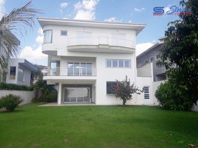 Casa Com 3 Dormitórios Para Alugar, 360 M² Por R$ 4.500/mês - Condomínio Alpes De Vinhedo - Vinhedo/sp - Ca1105
