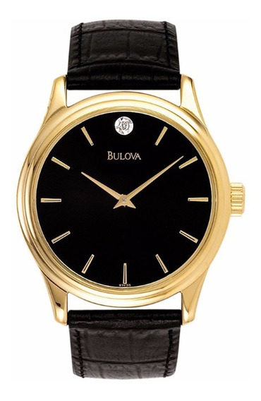 Reloj Bulova 97f55 Corporate Original E-watch
