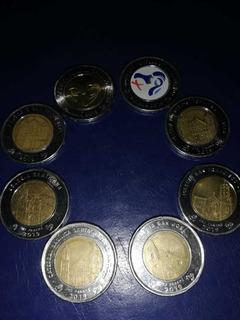 Monedas Coleccionables De La Jmj