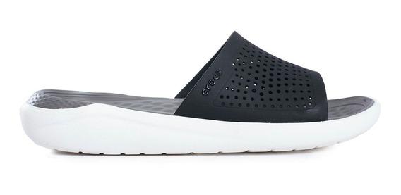 Ojotas Crocs Literide Slide -c205183-c05m- Trip Store