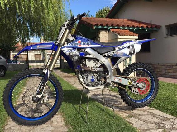 Yamaha Yz 450f