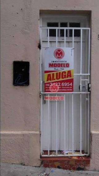 Casa Com 2 Dormitórios Para Alugar, 100 M² Por R$ 790,00/mês - Alto - Piracicaba/sp - Ca2266