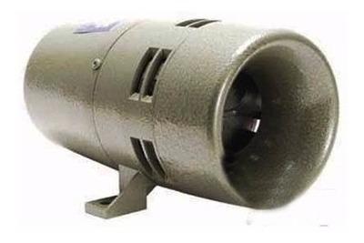 Sirene Industrial Engesig 127v Alcance 500mts Eg100
