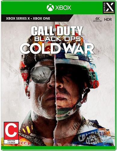 Imagen 1 de 1 de Call Of Duty: Black Ops Cold War Xbox Live Codigo