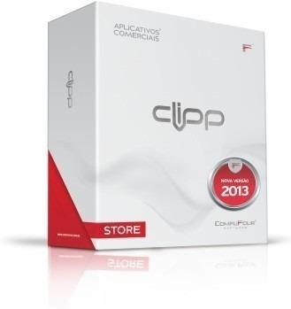 Aplicativos Comerciais Clipp Store 2012 - Compufour