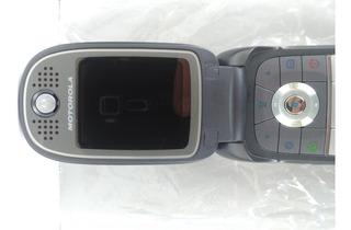 Celular Flip Motorola V191 Original Anatel