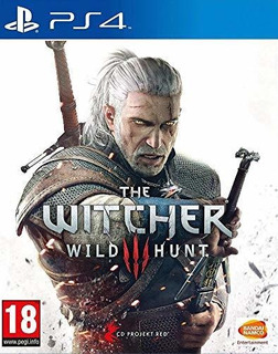 The Witcher 3 Wild Hunt Playstation 4