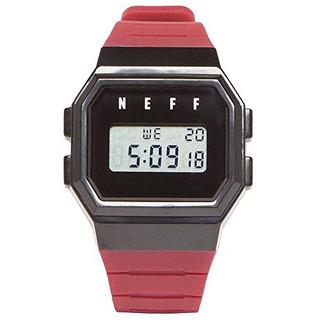 Neff - Reloj Deportivo Digital Para Hombre Resistente Al Agu