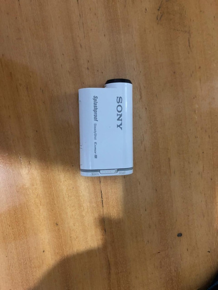 Sony Action Cam Splashproof Steadyshot, Um Pequeno Defeito