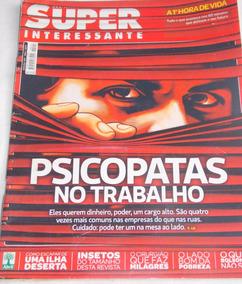 Revista Superinteressante Nº291 Maio 2011 Psicopatas No Trab