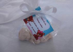 Mini Sabonete P/ Lembrancinha Bebê Pelado 20 Unidades