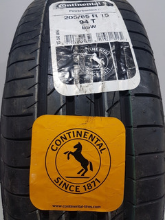 Neumático Continental Powercontact 2 205/65r15 94t Ecosport