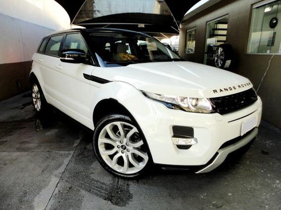 Land Rover Range Rover Evoque 2.0 Dynamic 4wd Gasolina