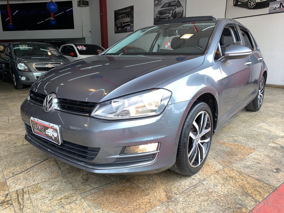 Vw Golf 1.4 Tsi Highline Teto Penoramico, Start, Freio Eletr