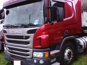 Scania P 360 Vermelha Muito Nova!!!!!!!!!!!!!!!!!!!!!