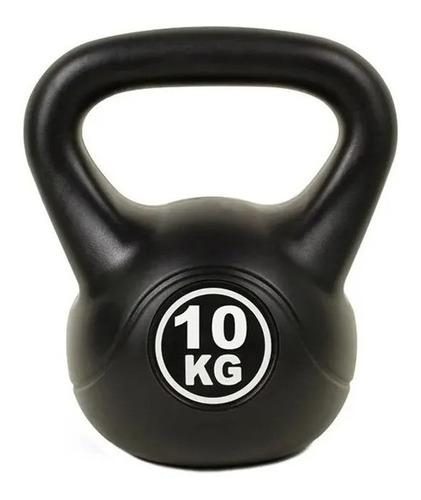 Imagen 1 de 5 de Pesas Rusa Kettlebell 10kg Crossfit Fitness Funcional / Lhua