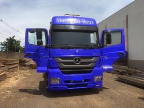 Mercedes-benz Axor 2644 Ano 14/14 6x4