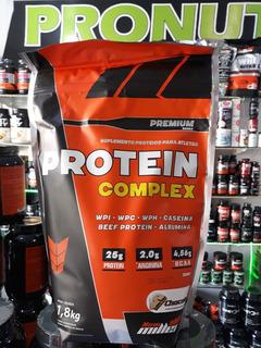 Whey Protein Complex Pronutri Suplementos