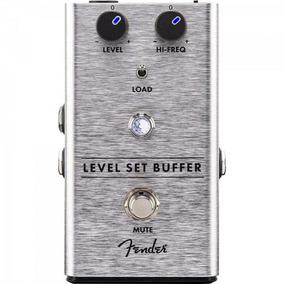 Pedal Level Set Buffer Fender