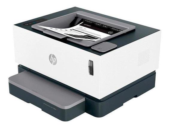 Impressora Hp 1000w Neverstop Tanque De Toner - Branco