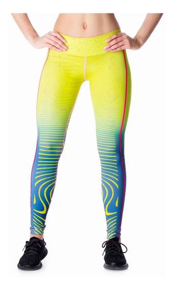 Calza Touche Sport Deportivas Mujer Lycra Mujer Gym Ls 306