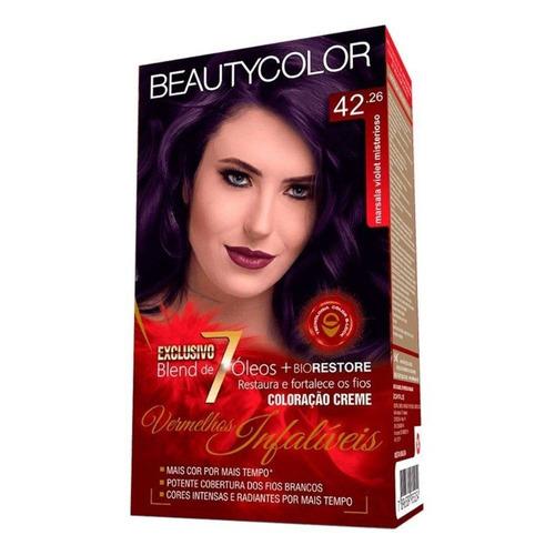 Beautycolor Tinta Kit 42.26 Marsala Violet Mist