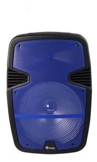 Baffle Stylos 8 Pulgadas Azul Bluetooth Usb Sd