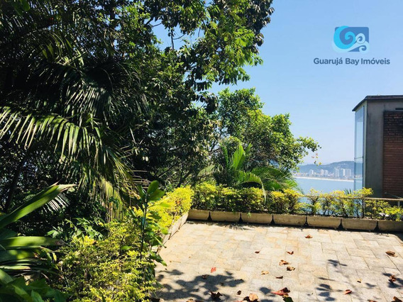 Terreno À Venda, 410 M² Por R$ 280.000 - Condomínio Península - Guarujá/sp - Te0307