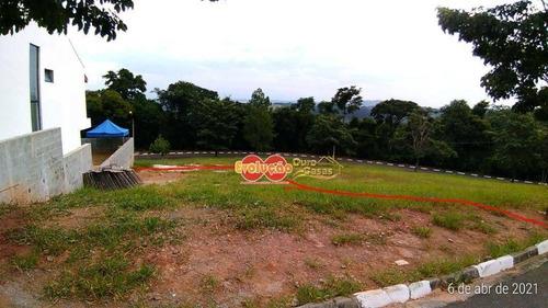 Imagem 1 de 7 de Terreno - Condomínio Jardim Botânico - Te3603