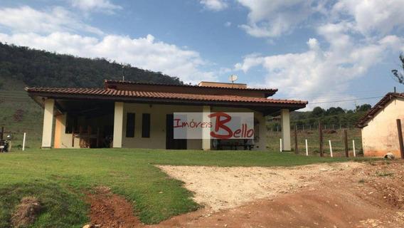 Sítio Rural À Venda, Falcao, Monte Alegre Do Sul. - Si0026