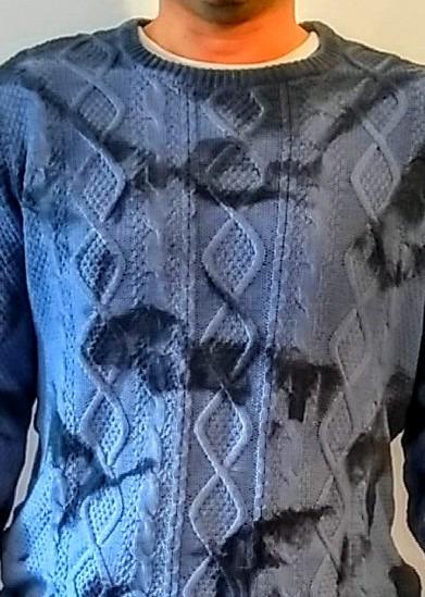 Sweater Satori Hombre Large - 100% Algodón - Original !!