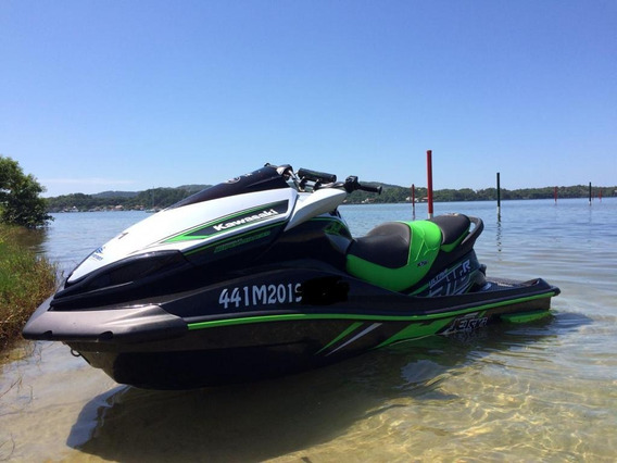 Kawasaki Ultra 310 R - O Mais Bonito E Econômico!