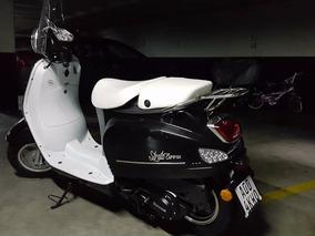 Scooter Motomel Strato Euro 150 - Excelente Estado
