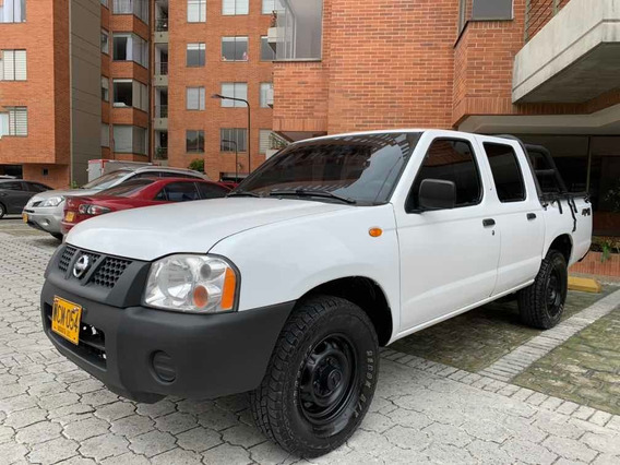 Nissan Frontier Np300 2.4cc 2014