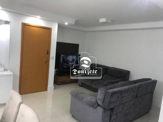 Apartamento À Venda, 118 M² Por R$ 630.000,00 - Vila Valparaíso - Santo André/sp - Ap13876