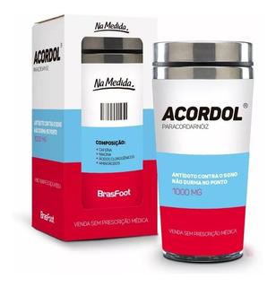 Copo Inox Térmico - Sátiras Remédios - Remédio Acordol