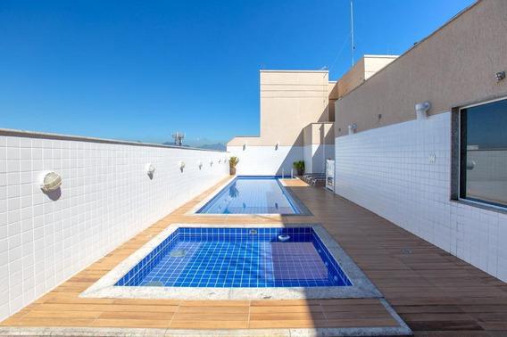 Apartamento Em Centro, Niterói/rj De 61m² 2 Quartos À Venda Por R$ 425.000,00 - Ap372733