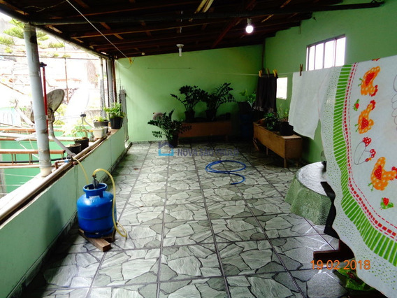 Terreno Com 03 Residências, Americanópolis - Bi21848