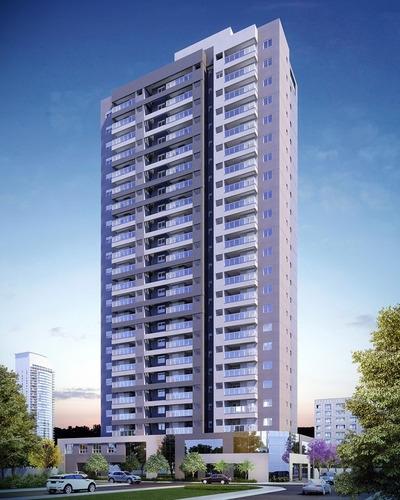 Imagem 1 de 11 de Apartamento Residencial Para Venda, Tatuapé, São Paulo - Ap8191. - Ap8191-inc