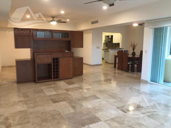 Departamento En Venta En Cancun Zona Hotelera/isla Paraíso