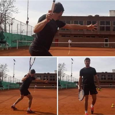 Clases De Tenis En San Isidro. Cancha Incluida En El Precio
