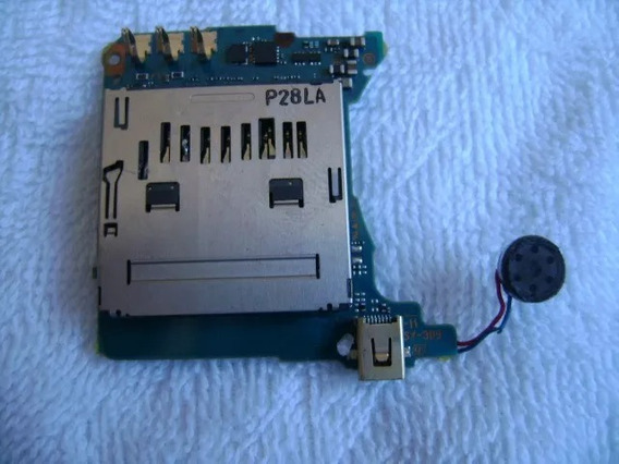 Placa Principal Da Câmera Sony Dsc-w630