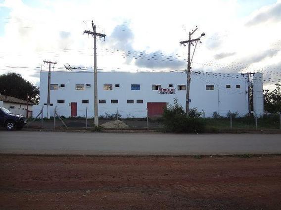 Barracão Industrial Para Locação, Jardim Vista Alegre, Paulínia. - Ba0310