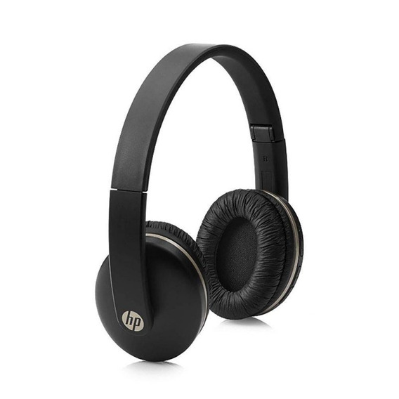 Headset Bluetooth Dobrável Hp 400 Preto