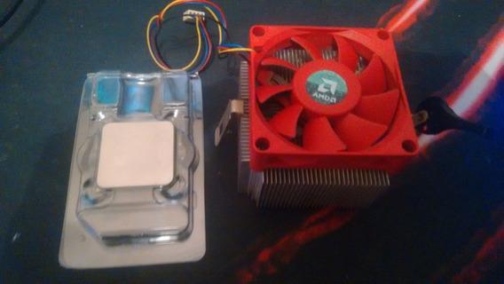 Processador Amd Fx 4100 Am3+ 3.6ghz Com Cooler Amd