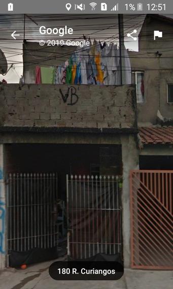 Casa De 2dormitorio 1cozinha 2banheiro Á 500 Metro Do Metro